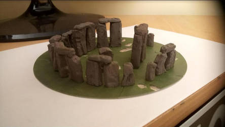 Build Your Own Stonehenge [1 of 2] by DoctorWhoOne