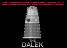 The Dalek [Terminator Parody]