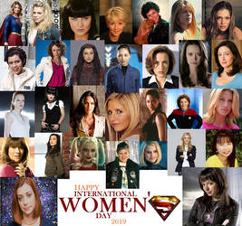 International Women's Day  by DoctorWhoOne