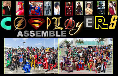 Cosplayers - Assemble by DoctorWhoOne