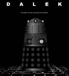 Dalek [Alien Parody] by DoctorWhoOne