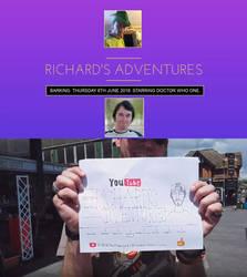 Richard's Adventures - Barking, 6/6/2019 by DoctorWhoOne