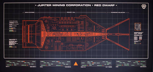Red Dwarf - Systems Bypass by DoctorWhoOne