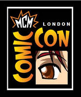 San Diego inspired MCM London Comic-Con logo by DoctorWhoOne