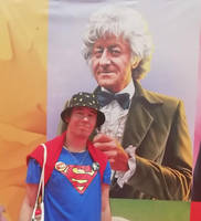 Me and my Doctor - MCM London Comic-Con by DoctorWhoOne