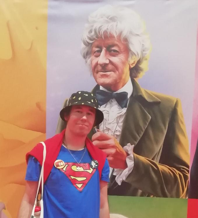 Me and my Doctor - MCM London Comic-Con