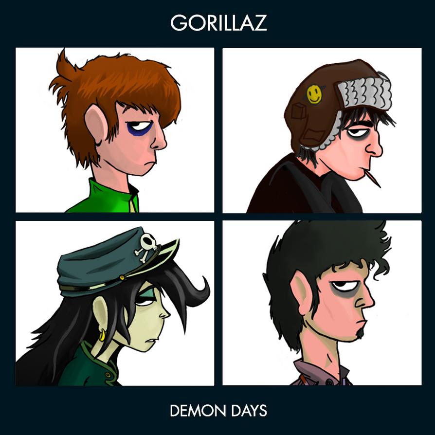 Gorillaz demon days album download rar | Download Demon days