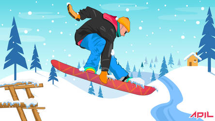 SnowSkate-Guy