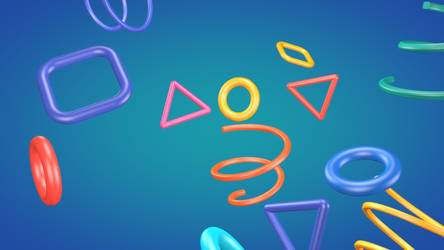3D-Abstract-Shapes