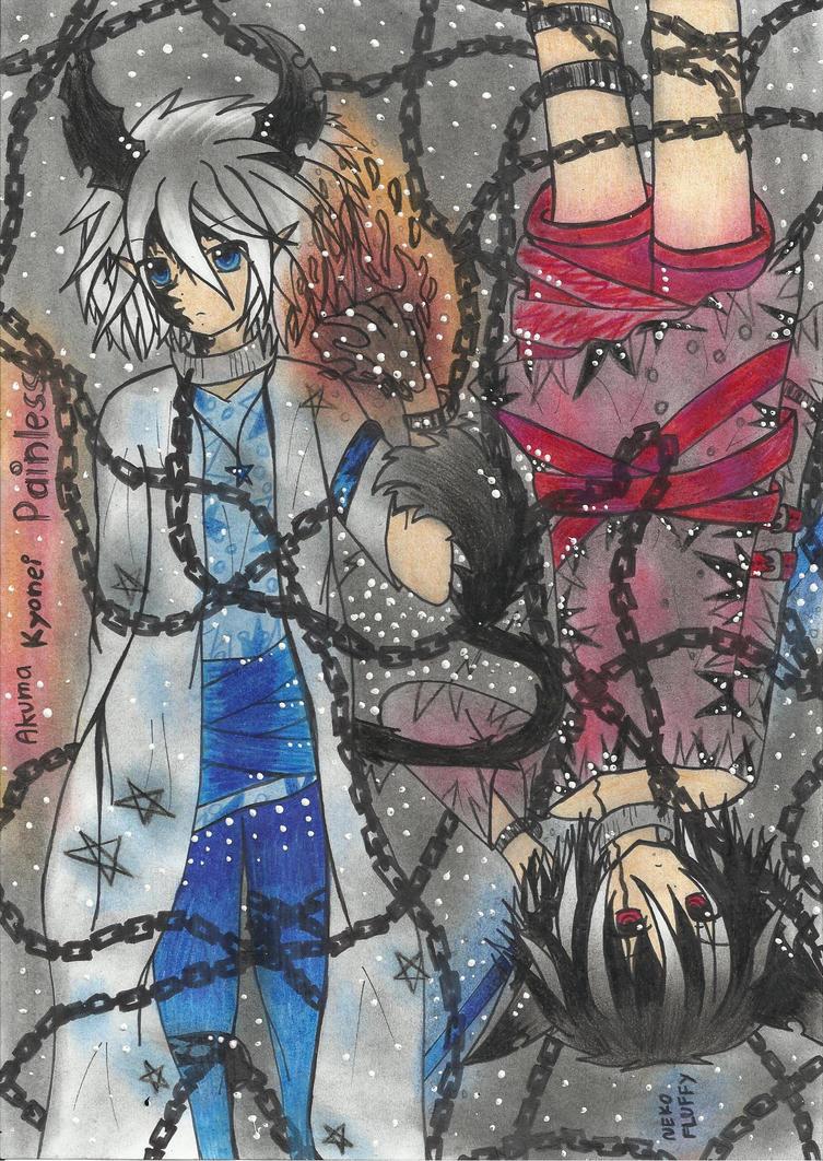 Kyonei and Akuma (Painful Darkness..) by NekoFluffy