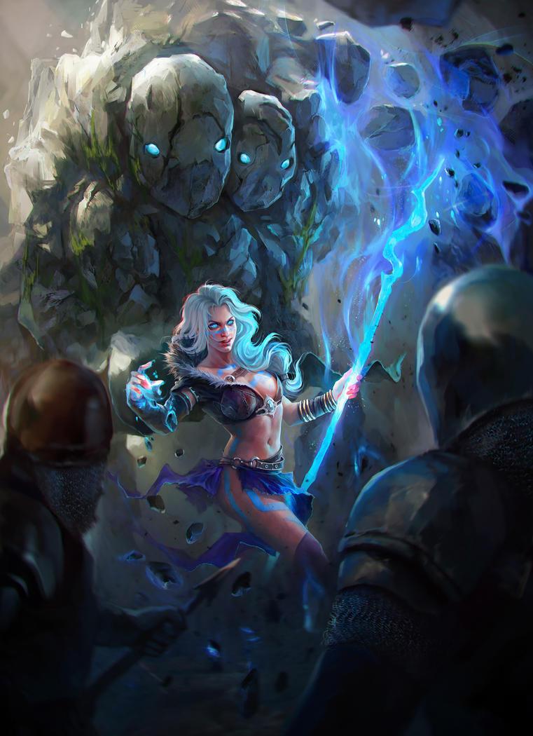 defender by ValeryNeith