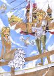 Ginevra and Lancelot