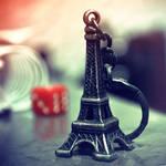 Eiffel mini tower