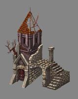 Ruins by ElizavetaS