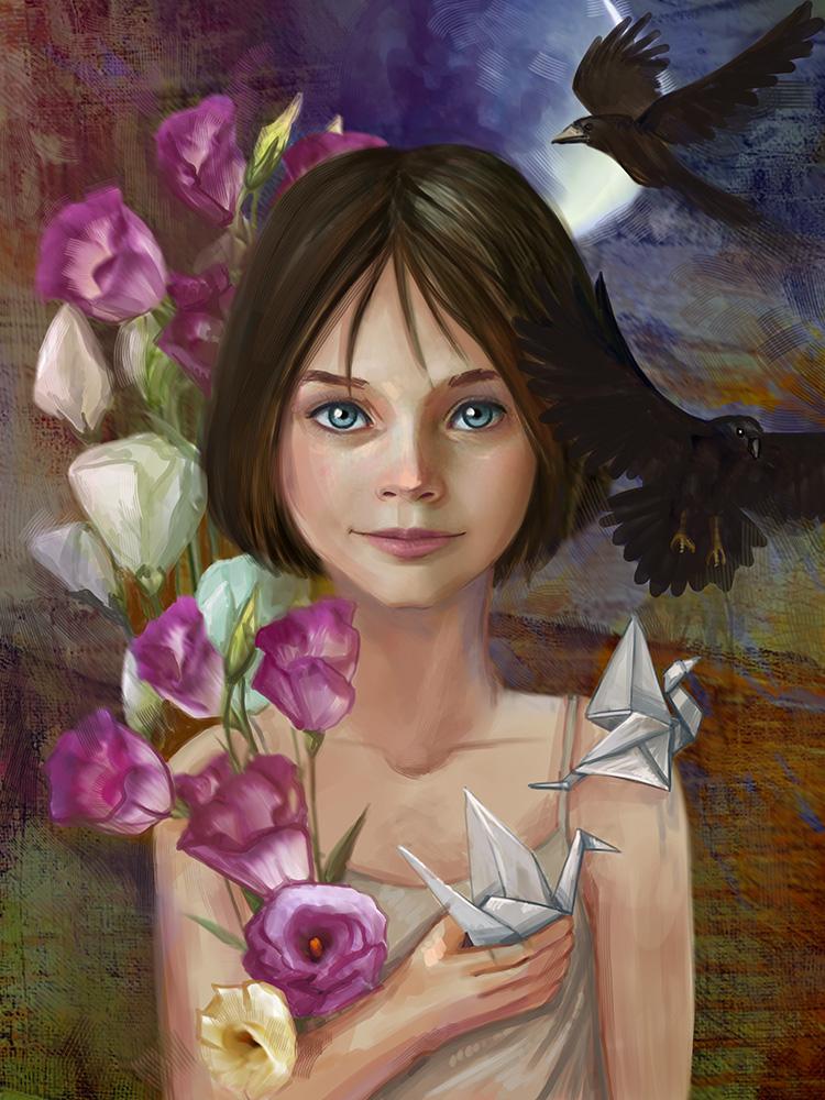 Girl by ElizavetaS