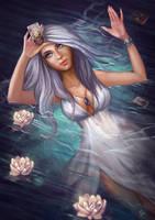 Aisha by ElizavetaS