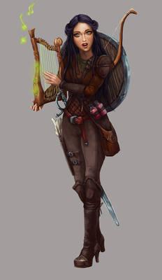 Kitsune Archer