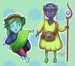 Spring Characters