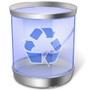 Recycle Bin - Empty - Vista by datamouse