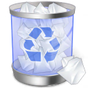 Recycle Bin - Full - Vista by datamouse