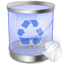 Recycle Bin - Missed It- Vista by datamouse