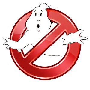 Ghostbusters Logo by datamouse