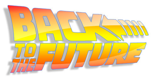 suggestions online | images of back to the future logo vector