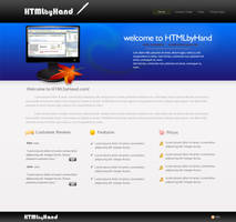HTMLbyHand Site by datamouse