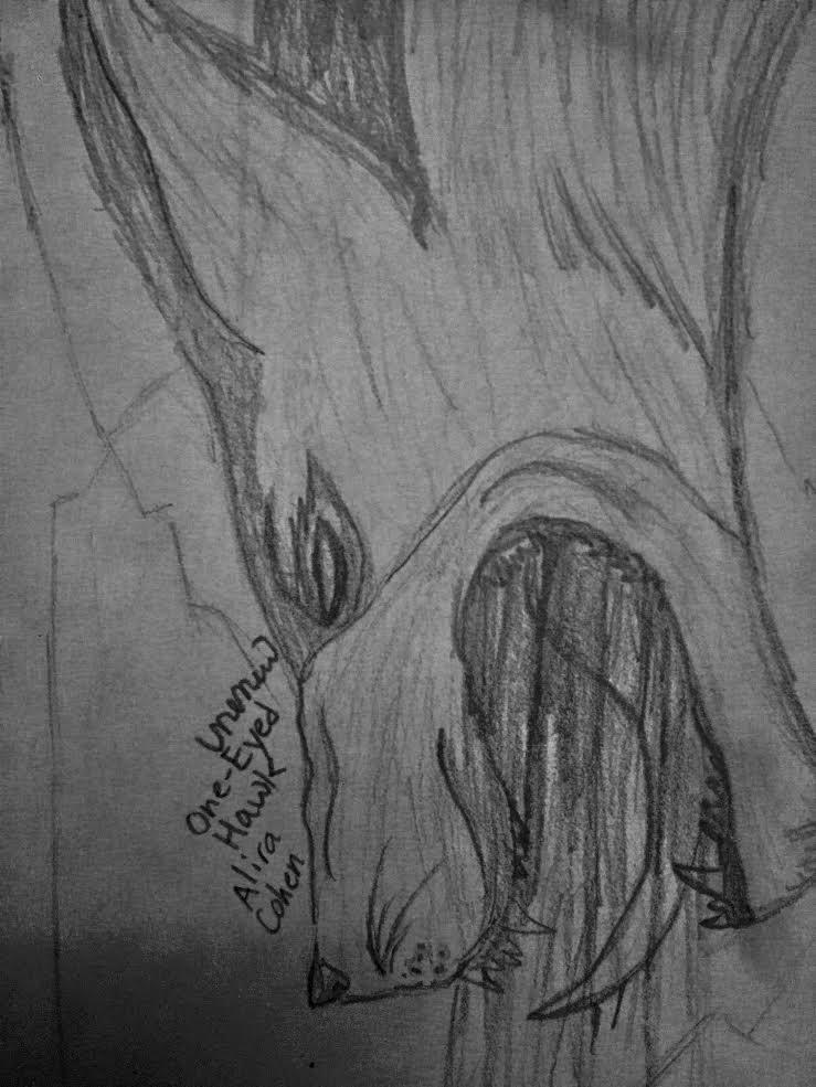 Scream, Scream, Scream by One-EyedHawk
