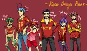 Roar Omega Roar!!!!