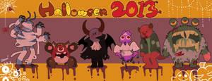 Happy Halloween 2013!!!!