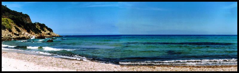 Corsica playa