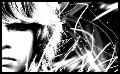 the Dark Girl by Zetiem