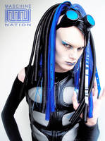 Cyber Blue by SurgicalSteel