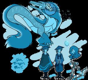 FUSION OPEN) sea dragon pearl - OFFICIAL PEARLSONA