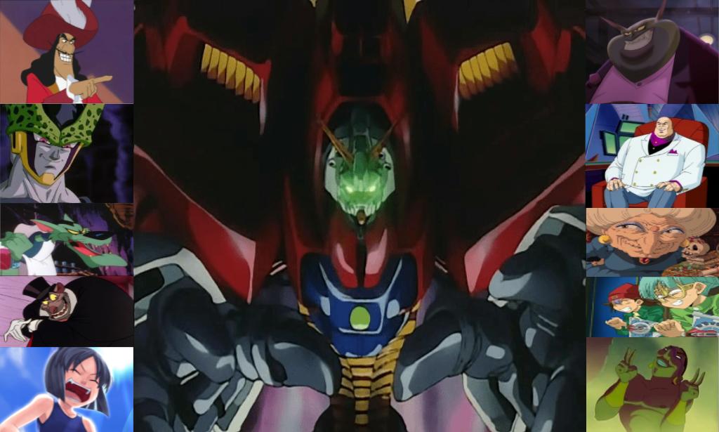 The villains meet Devil Gundam part 1 by heroicsonnyjim