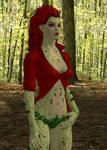 Poison Ivy from Batman game