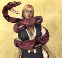 Hot Teacher Peril by SnakePerils