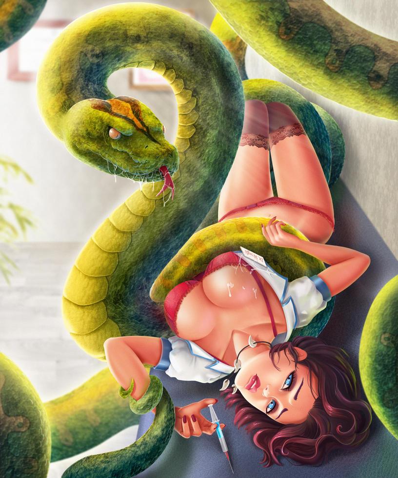 Doctor Mowglii (Page 2) by swiftbladez