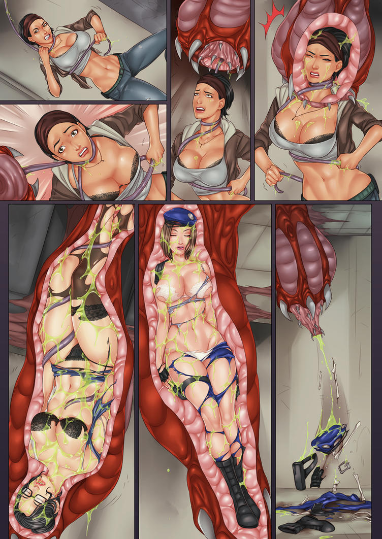 Half-Life 2: Return to Black Mesa (Part 5)(Int.) by SnakePerils