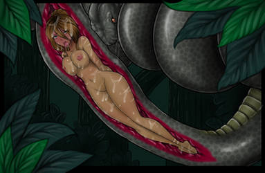 Nidalee Troubles pt3 by SnakePerils