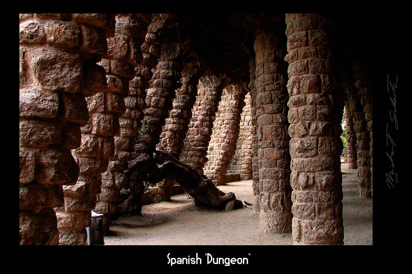 how to say dungeon in spanish