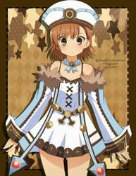CM: Misaka Blanc (?) by YugiNep