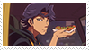 Kusanagi Shoichi Stamp by YugiNep