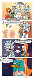 Rick meets Candace by lafrugele