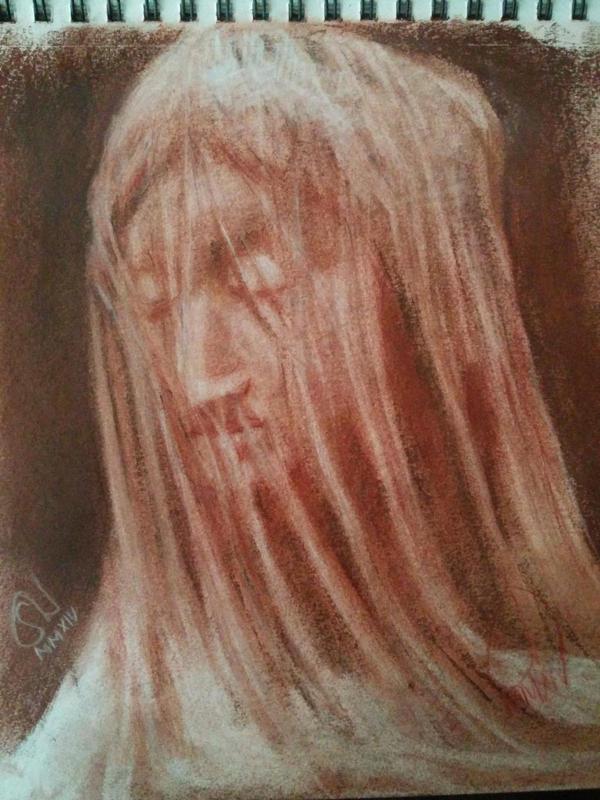 Study of The Veil by Bernini by StefanWittman