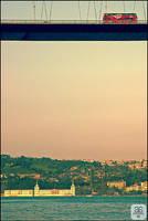 The Bosphorus by guldogan