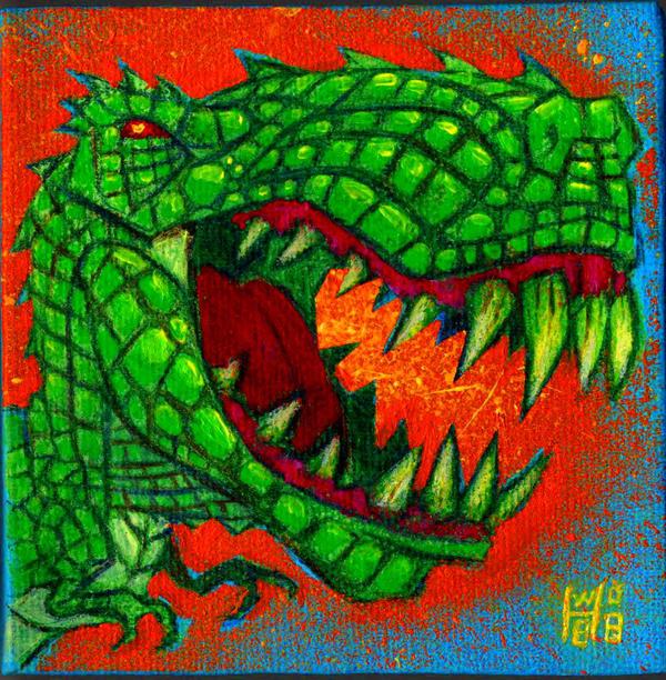 T -Rex by williamsquid