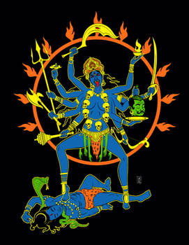 Blacklight Kali