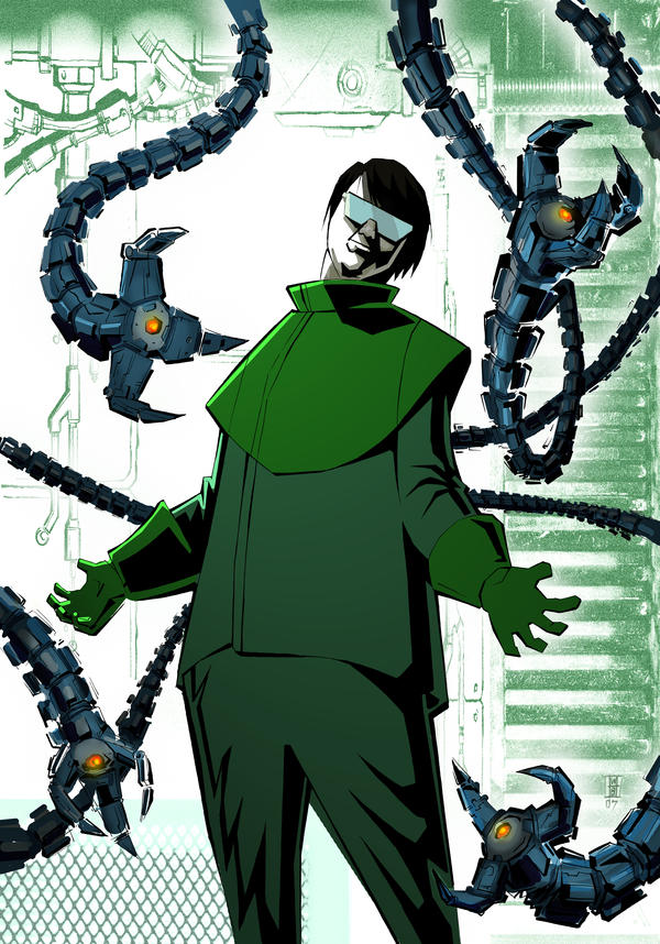 Doctor Octopus  Ultimate SpiderMan Animated Series Wiki
